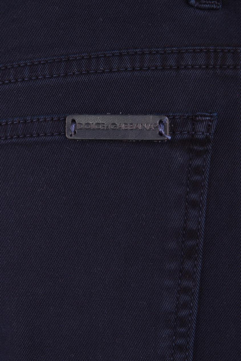 Комбинированные детские джинсы