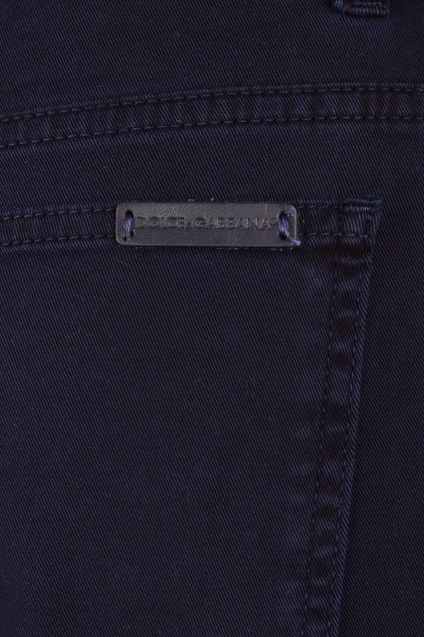 dolce and gabbana джинсы от gabbana 105663 Dolce&Gabbana Children Комбинированные детские джинсы