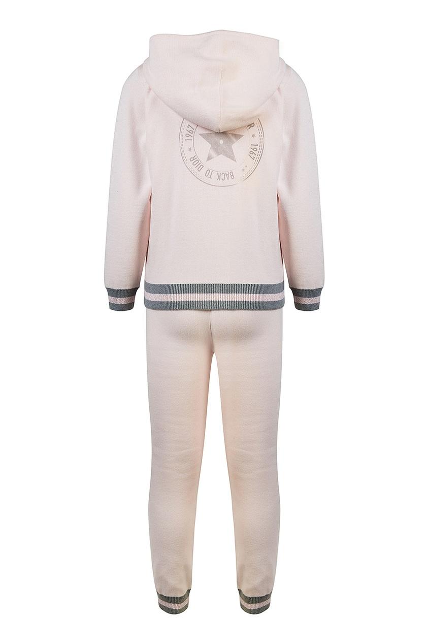 Dior Children Спортивный костюм из трикотажа dior повседневные брюки