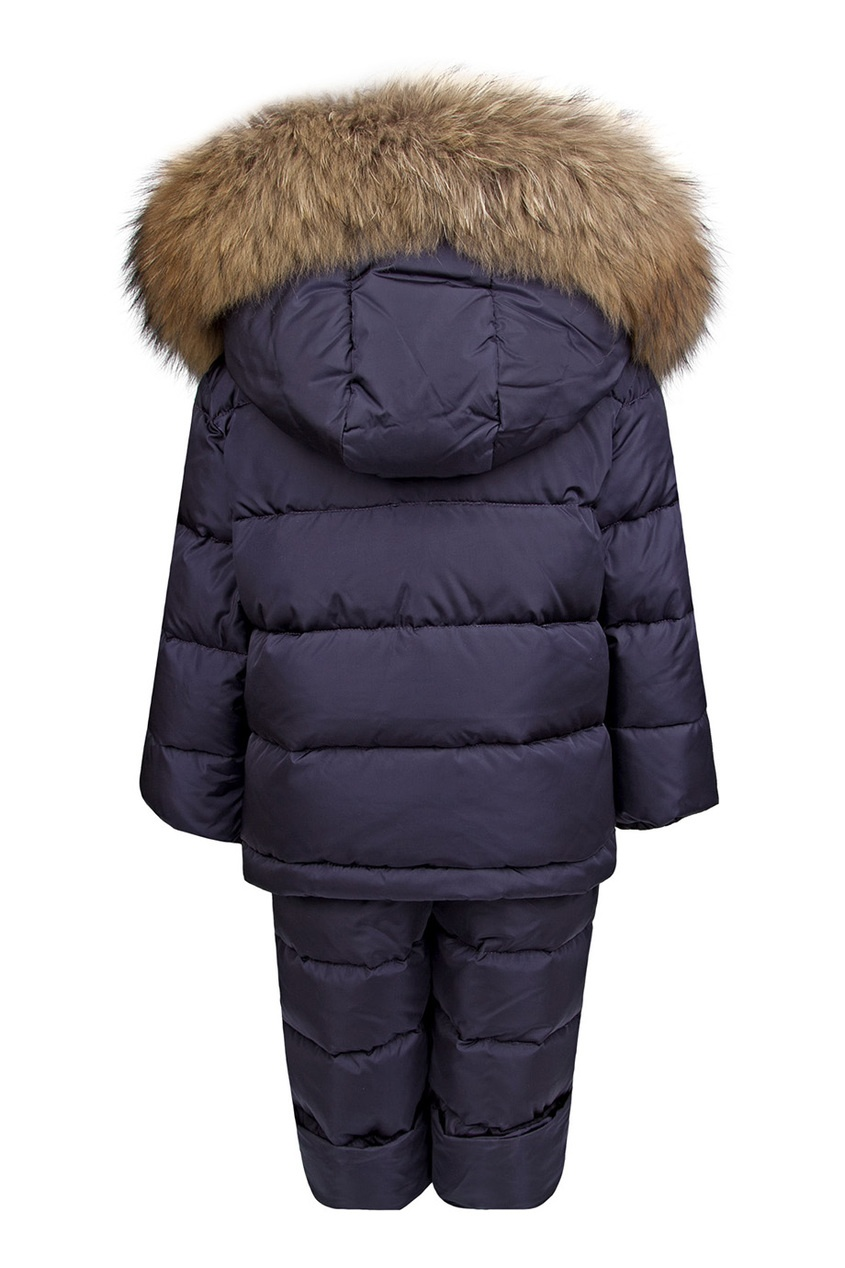 il Gufo Стеганый зимний костюм костюм зимний лесси с пингвинами
