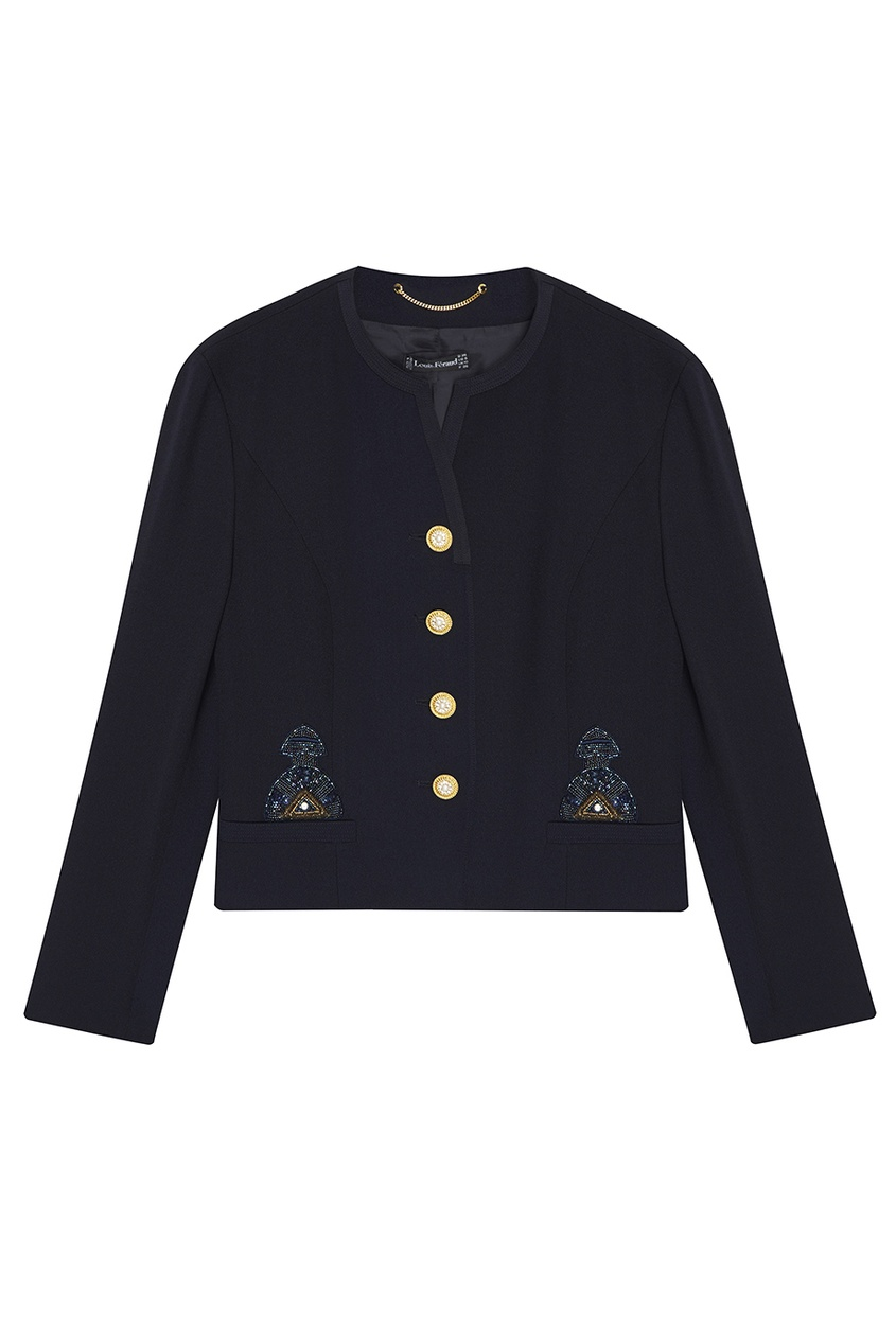 все цены на Louis Feraud Vintage Костюм с юбкой-плиссе онлайн