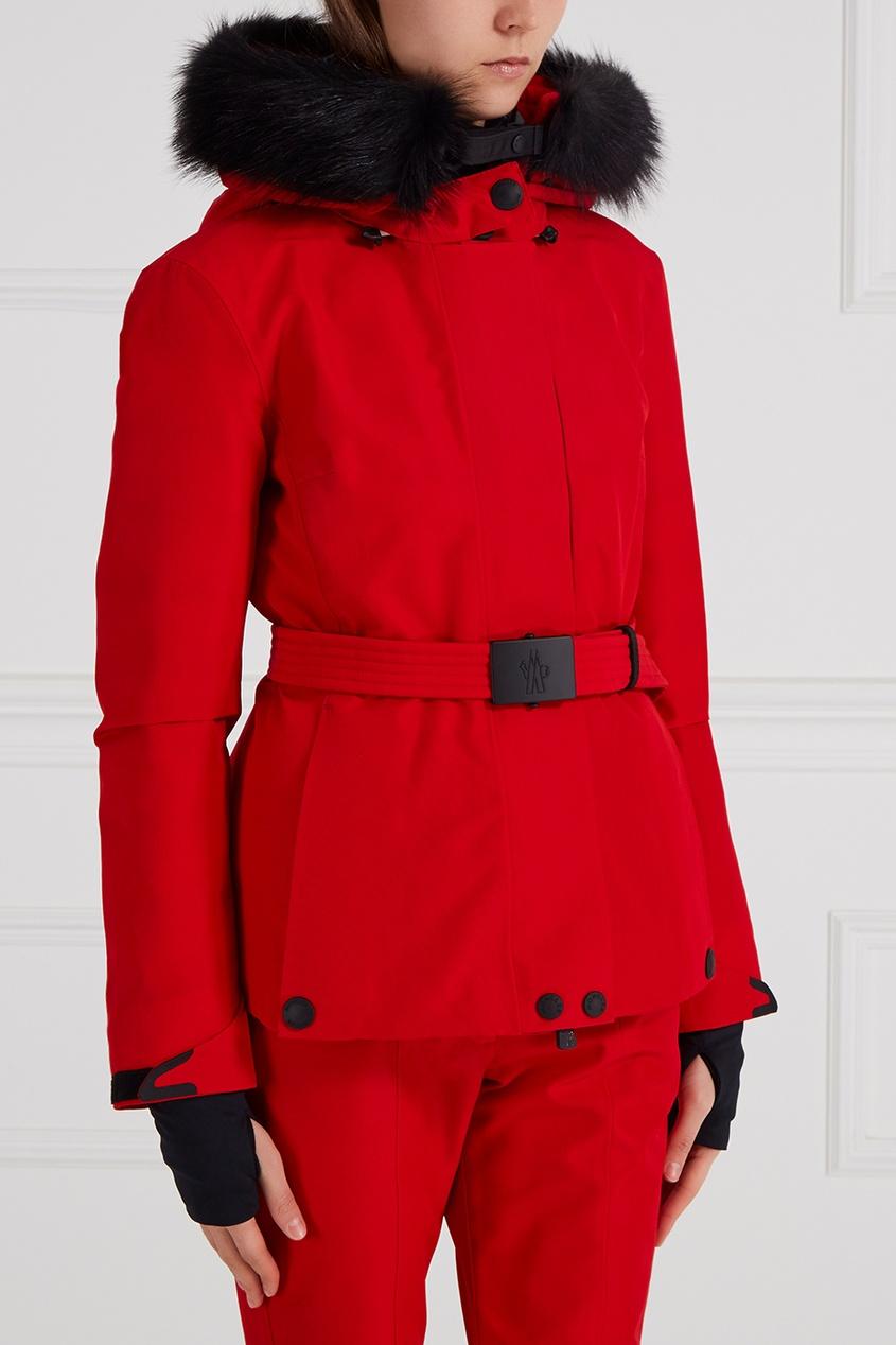 Куртка с меховой отделкой Laplance