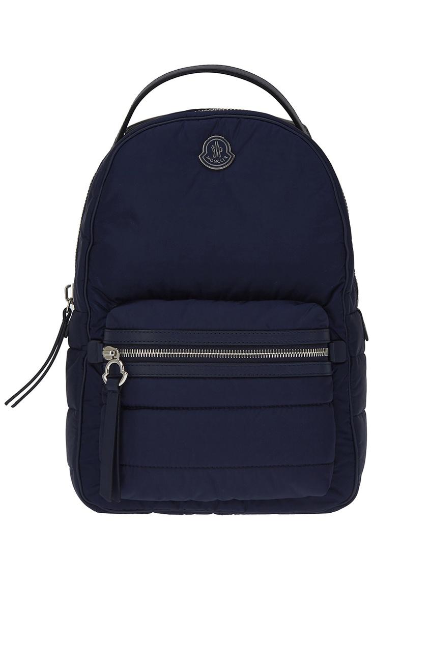 Текстильный рюкзак синий New Georgette