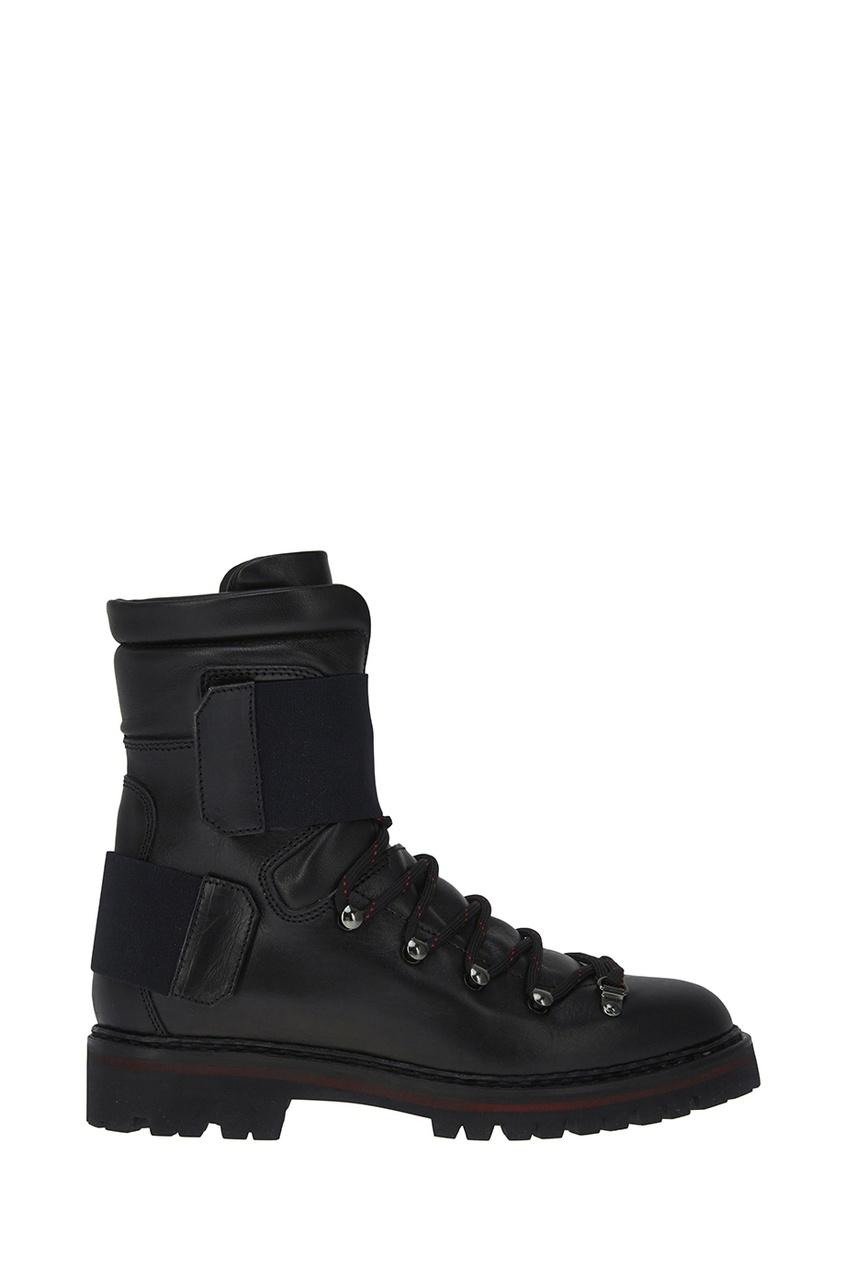Moncler Черные ботинки на шнуровке Brigitte feiyue 03 1 12 2 4g full scale 4wd desert rc off road racing car us plug