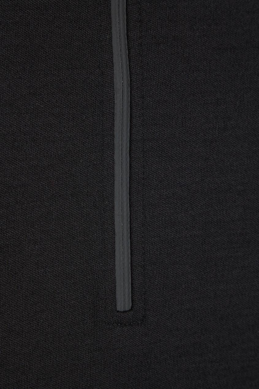 Водолазка из шерстяного трикотажа