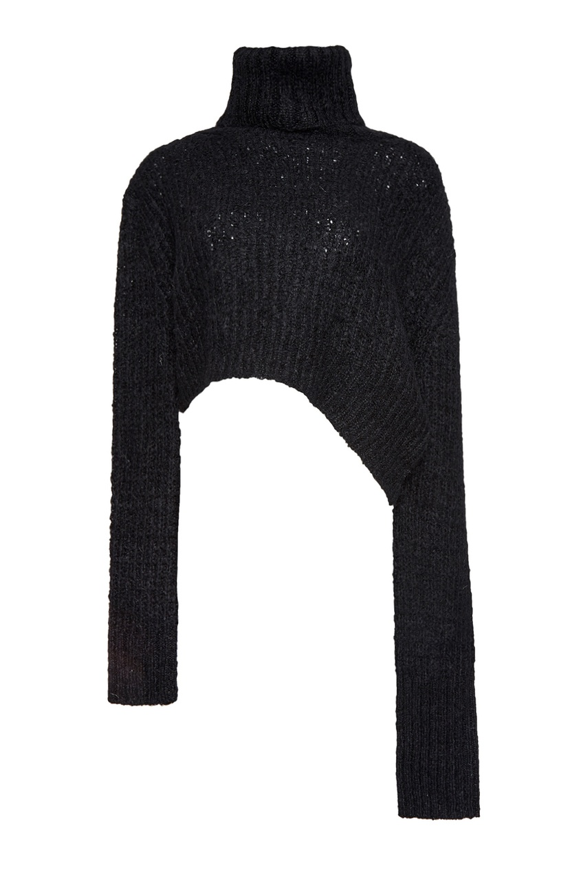 Ann Demeulemeester Джемпер с длинными рукавами ann demeulemeester шарф