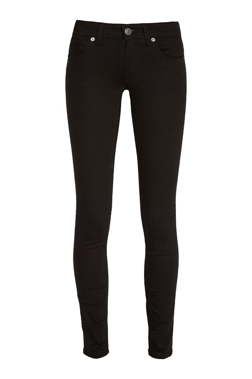 Burberry Черные джинсы-скинни