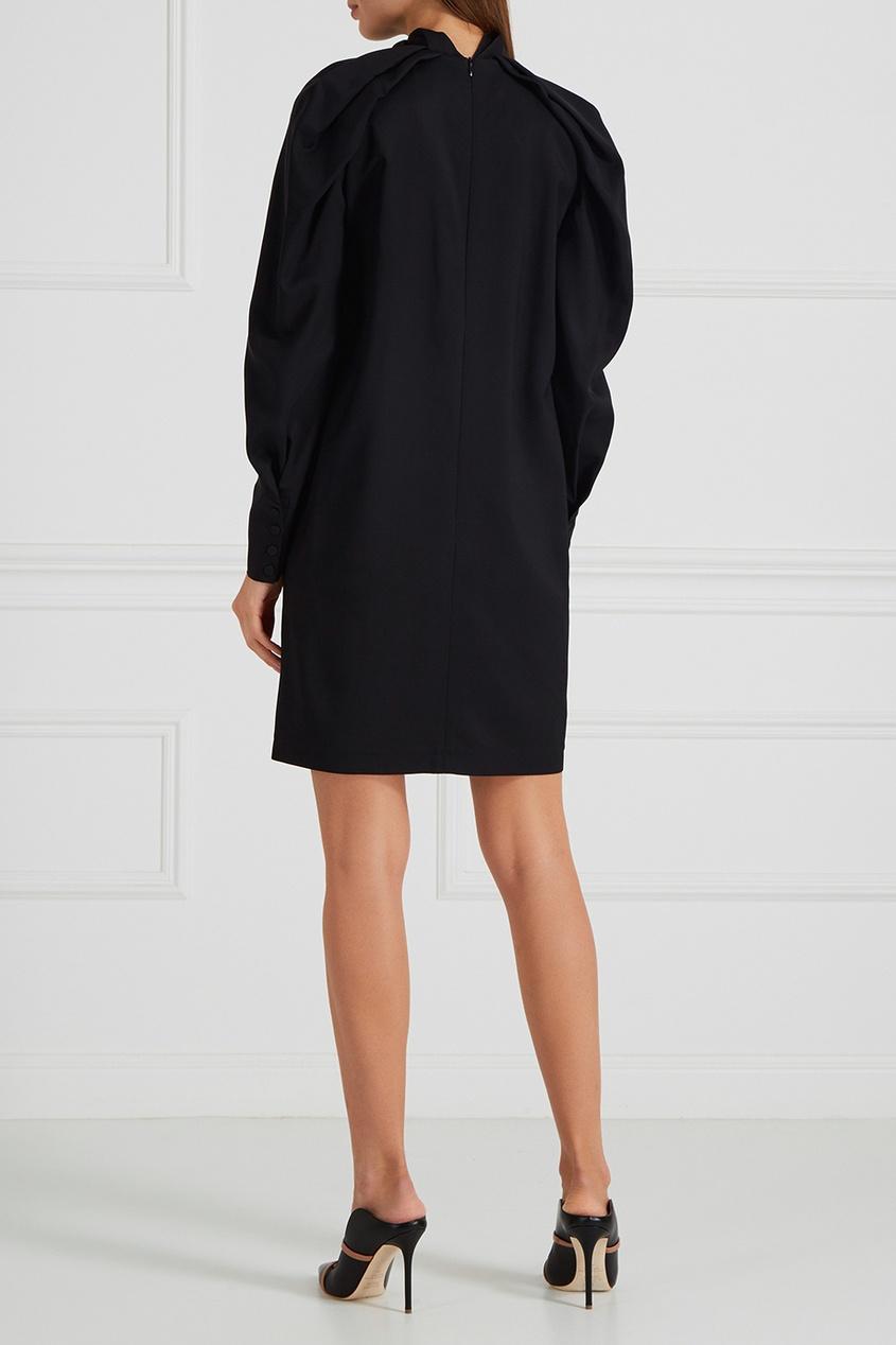 Carven Платье с широким рукавами цены онлайн