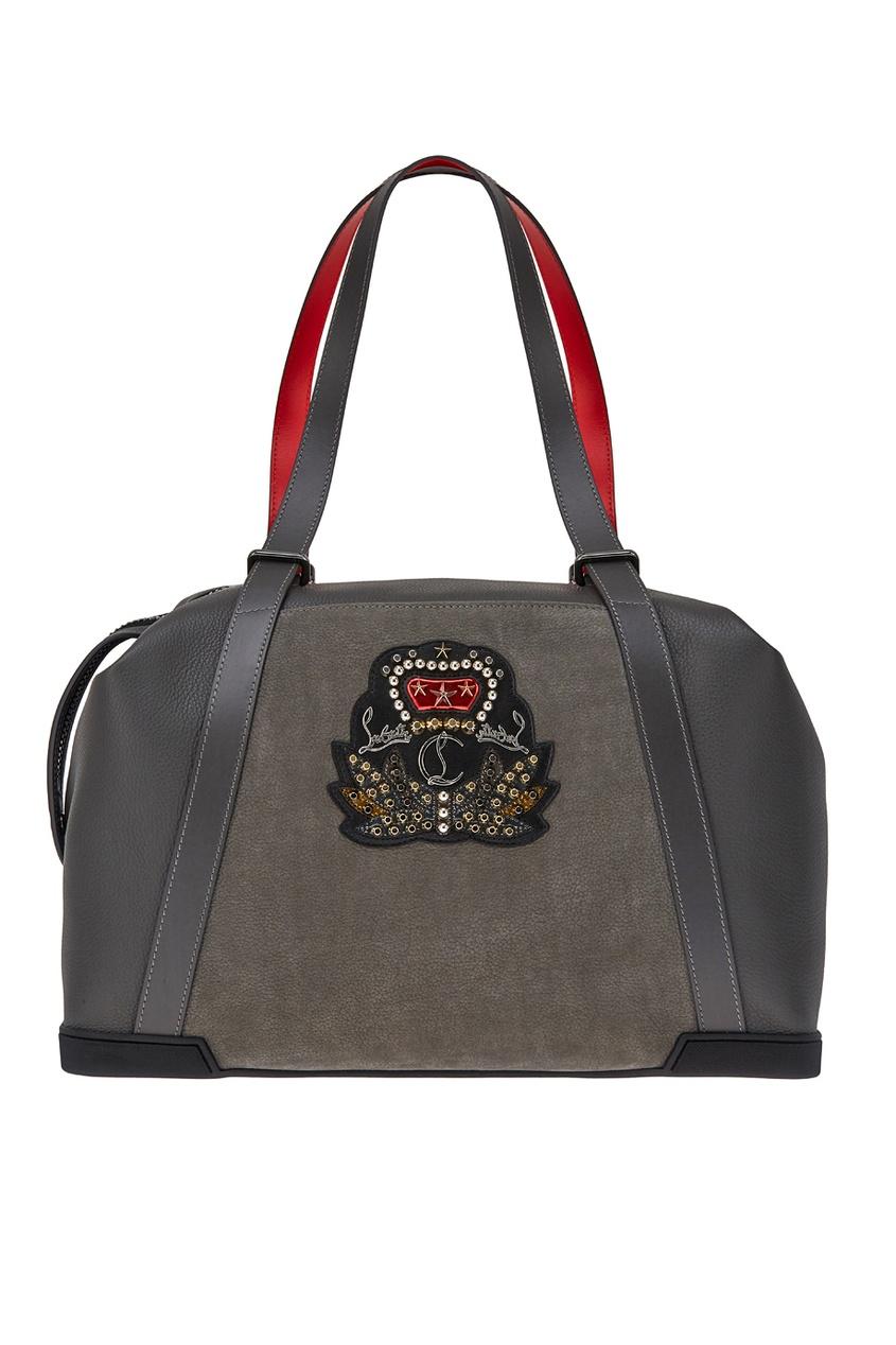 Кожаная сумка Bagdamon