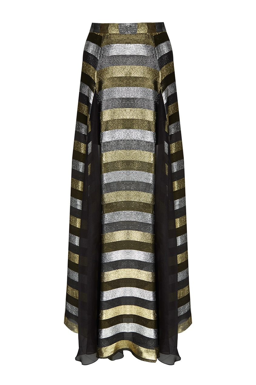 цены на Esve Шелковая юбка-макси с люрексом в интернет-магазинах