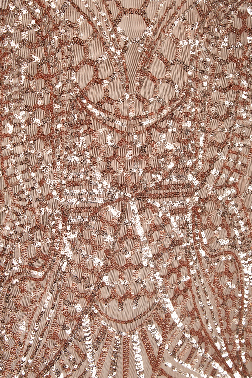 Esve Платье-макси с пайетками esve платье с пайетками
