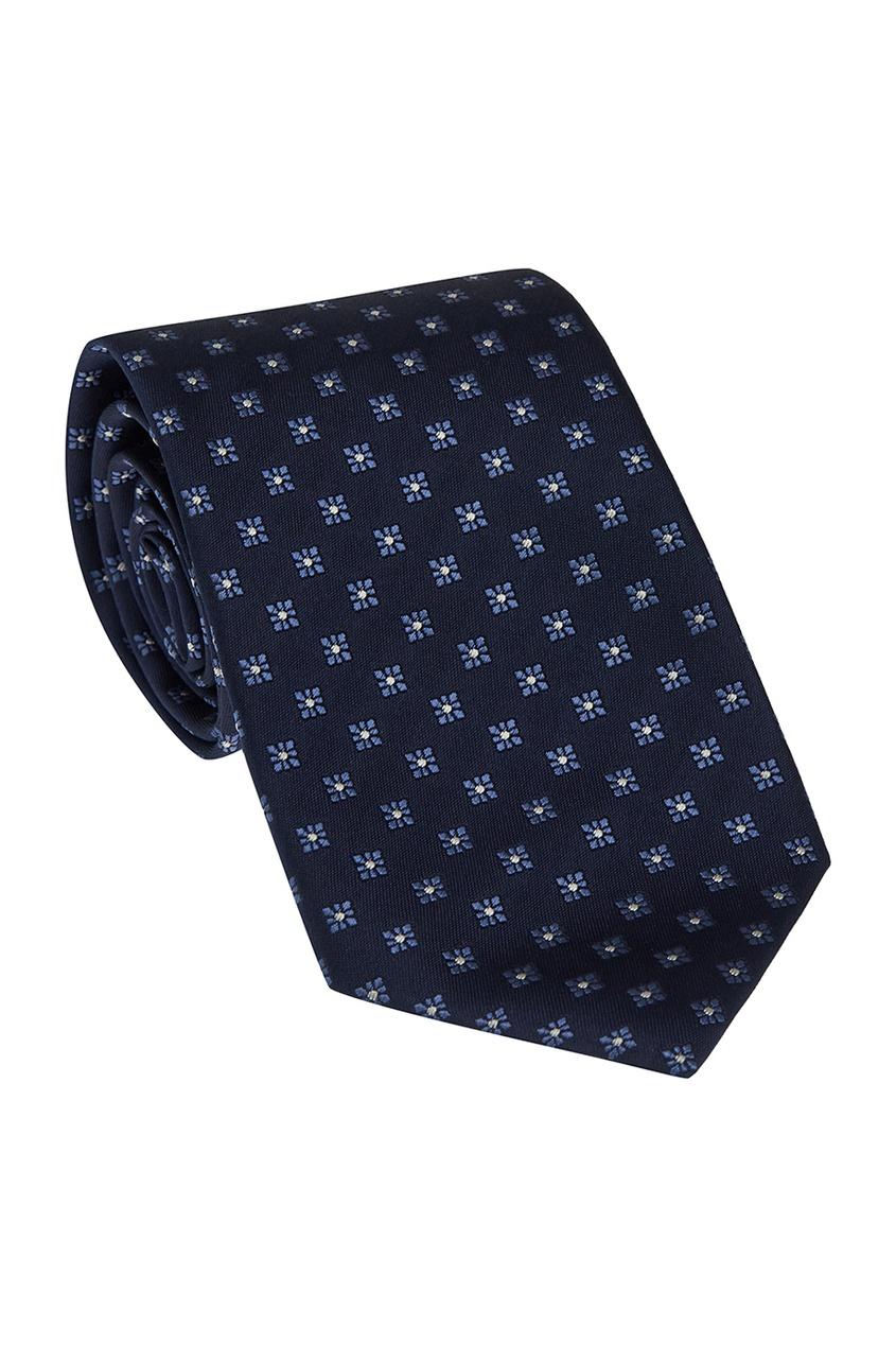 CESARE ATTOLINI Шелковый галстук cesare attolini галстук