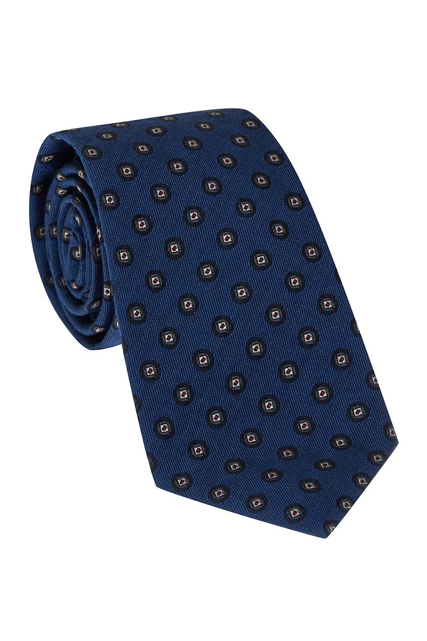 CESARE ATTOLINI Комбинированный галстук cesare attolini галстук