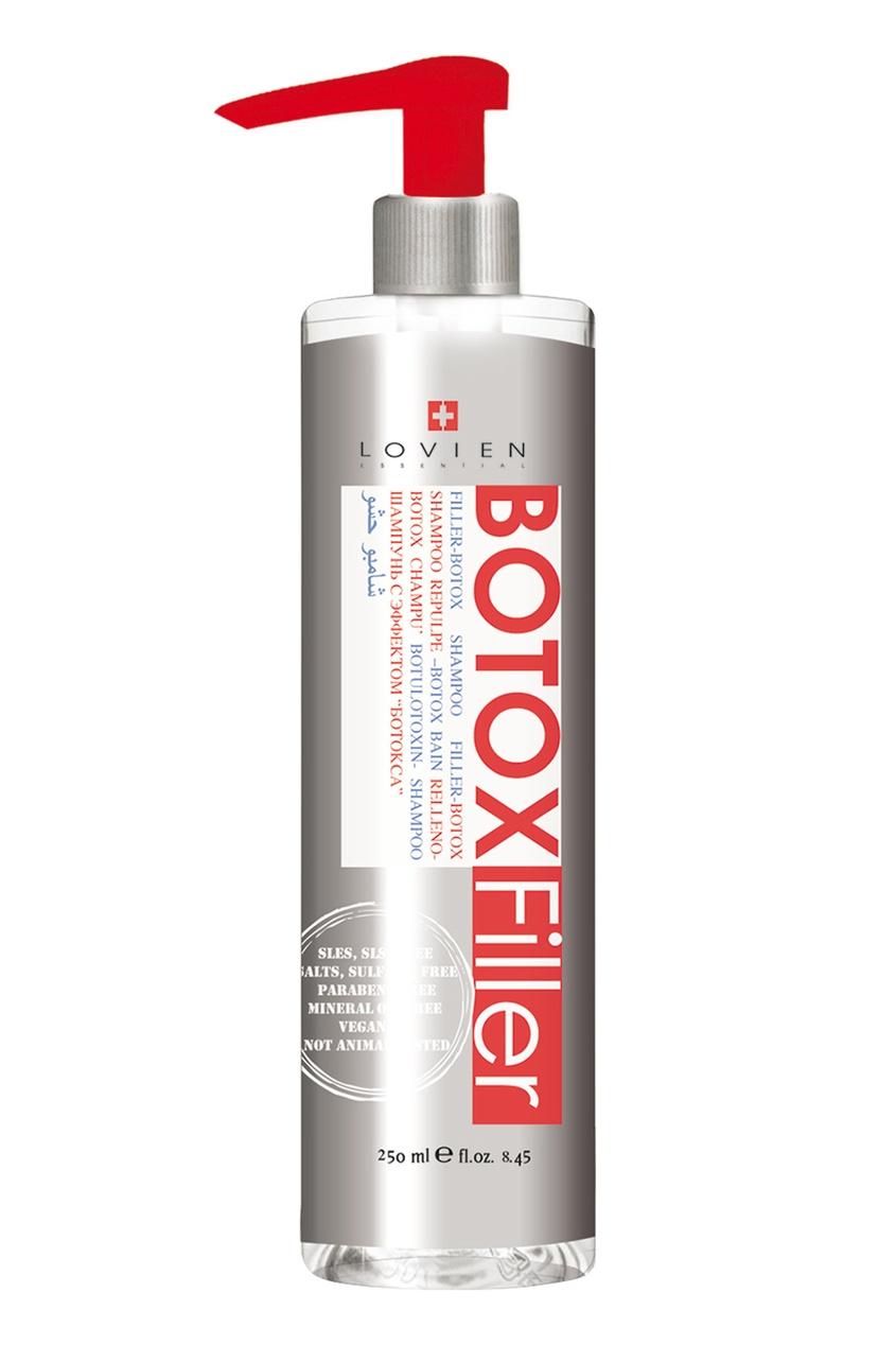 LOVIEN ESSENTIAL Шампунь для глубокого восстановления волос с эффектом ботокса Lovien Essential Botox Filler Shampoo, 250 ml lovien essential botox реконструирующий шампунь botox реконструирующий шампунь