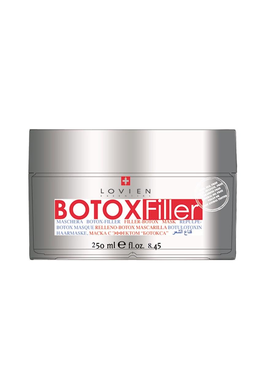 LOVIEN ESSENTIAL Маска-кондиционер для волос Lovien Essential Botox Filler Mask, 250 ml lovien essential маска кондиционер ультра блеск маска кондиционер ультра блеск