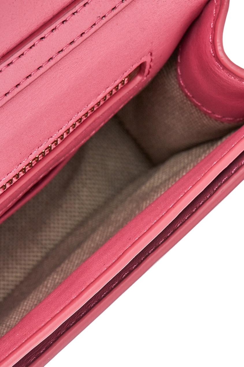 Diane von Furstenberg Яркая текстильная сумка