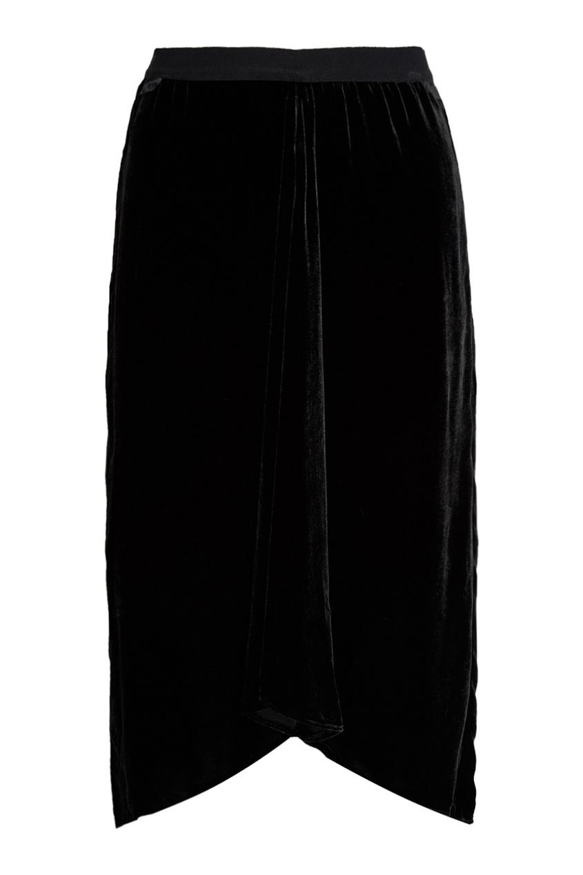 Бархатная юбка Tursanne