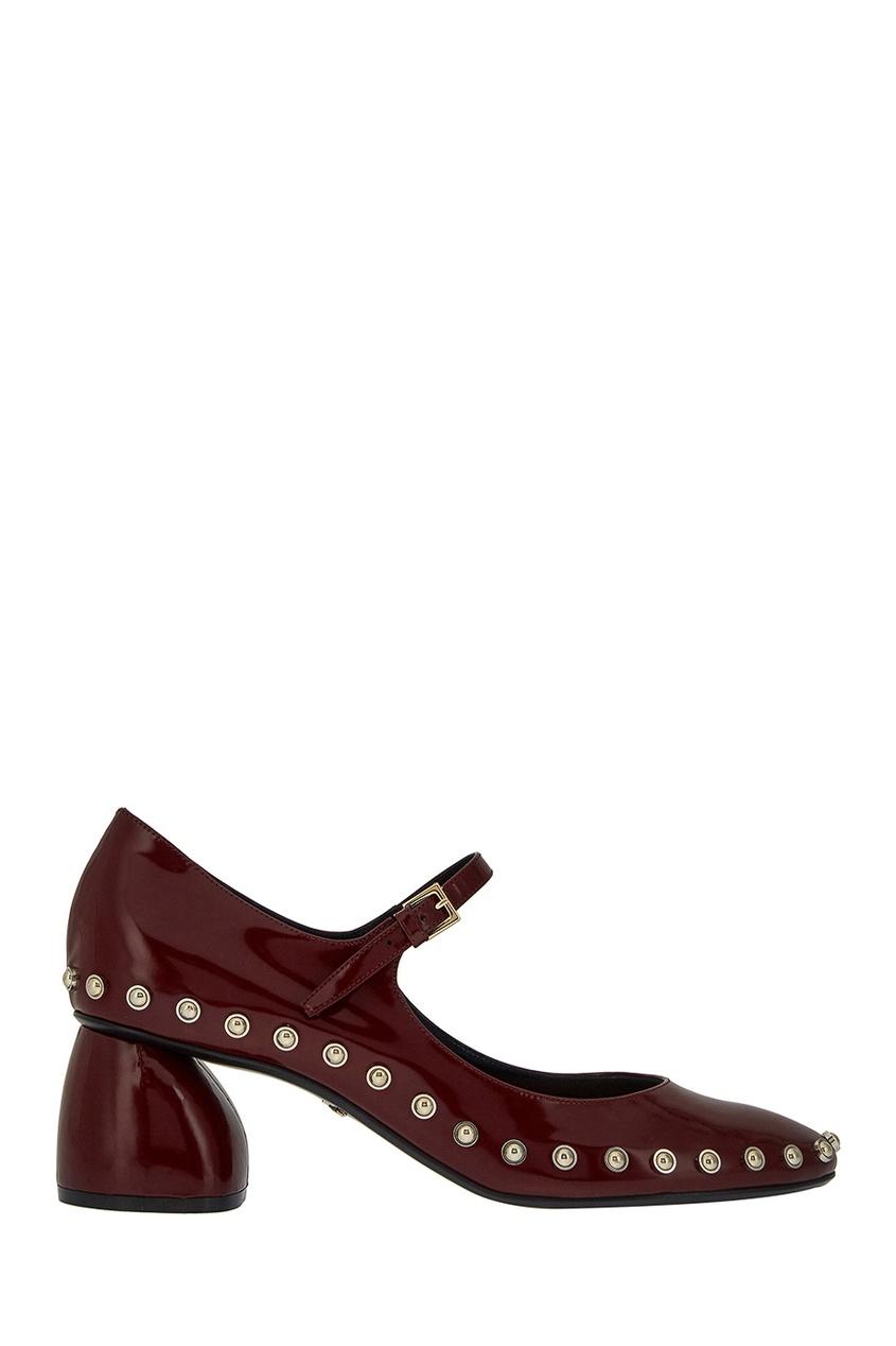 Carven Туфли с отделкой цены онлайн