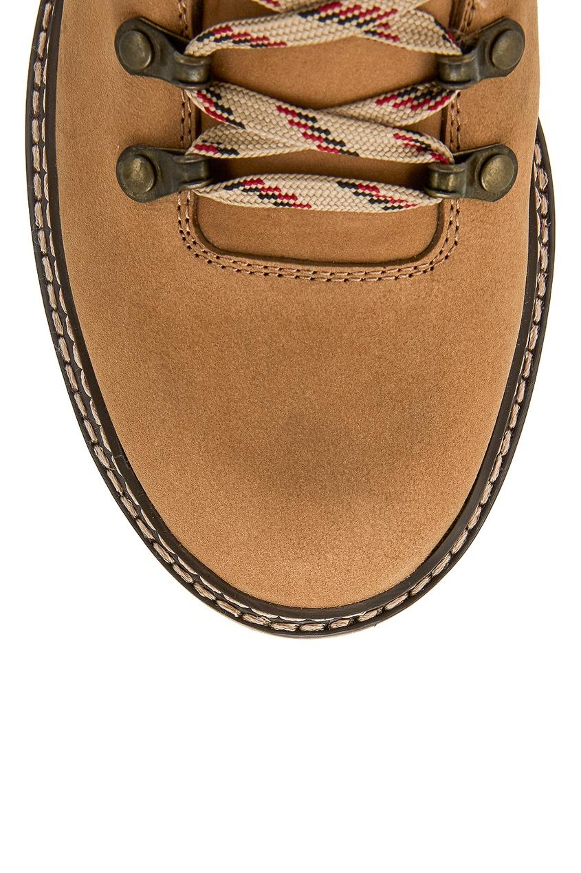 See By Chloé Кожаные ботинки ботинки кожаные размеры 26 39