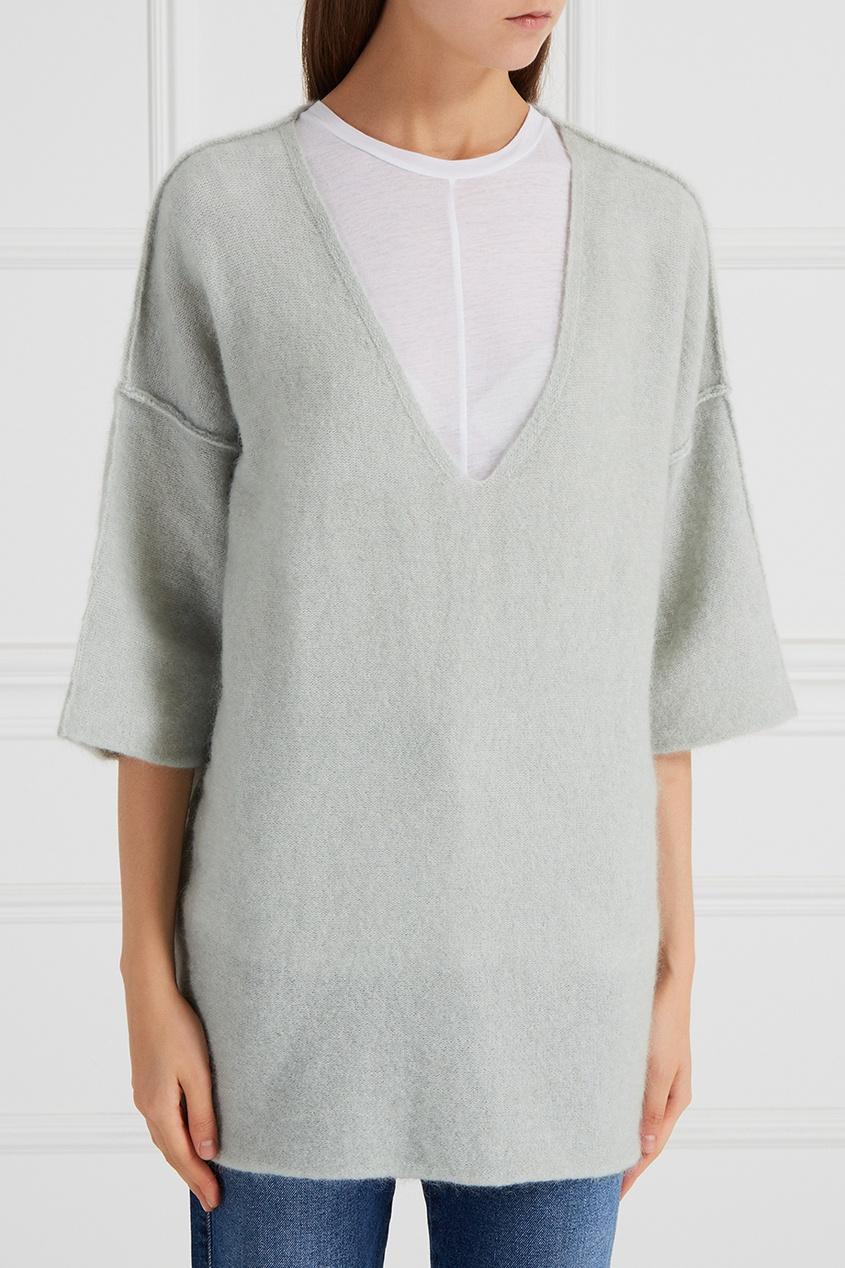 By Malene Birger Oversize-пуловер by malene birger pубашка