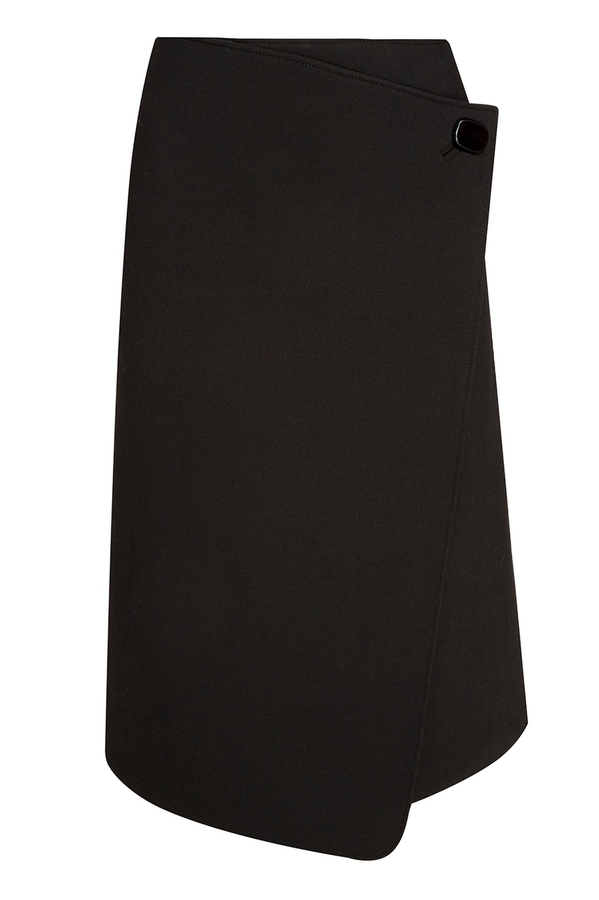 Joseph Юбка с асимметричным запахом асимметричная юбка с запахом thomas wylde асимметричная юбка с запахом