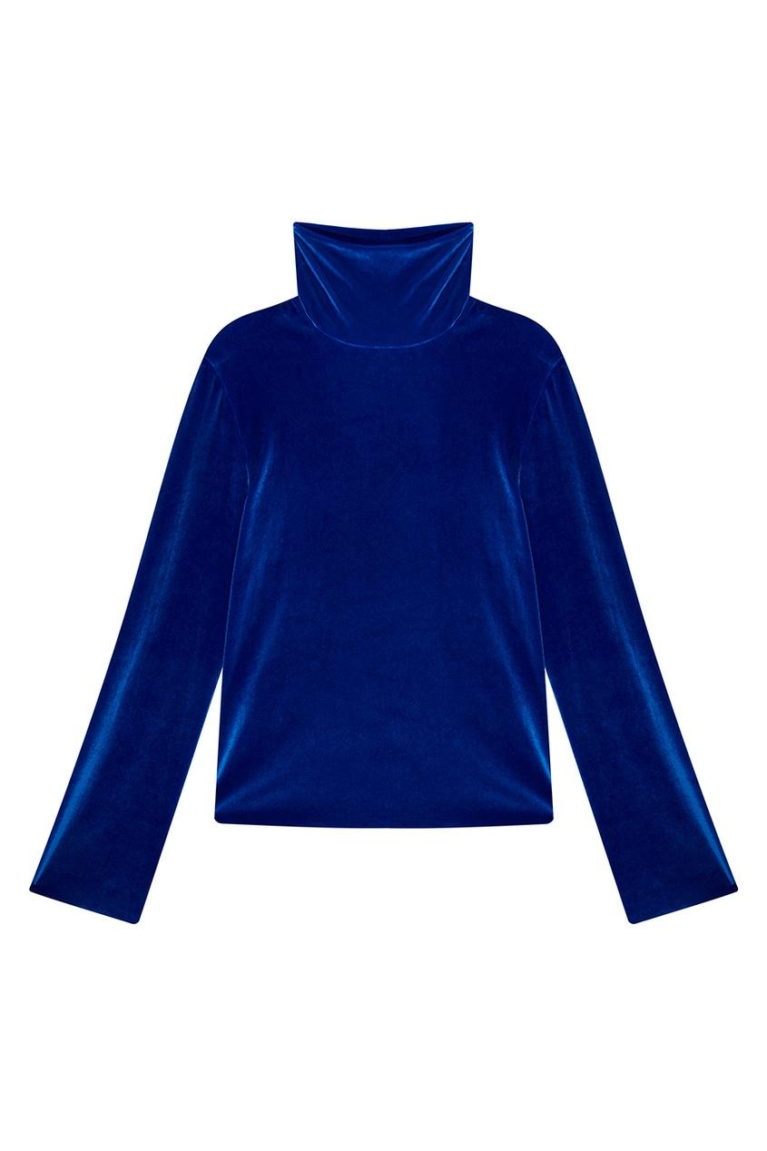 MSGM Бархатный свитер