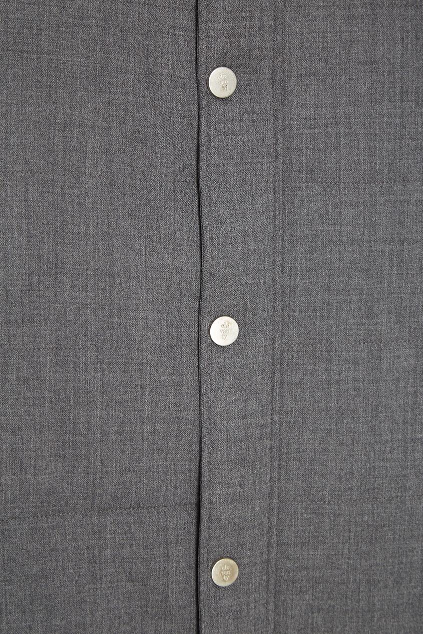 Eleventy Комбинированный жилет жилет eleventy серый