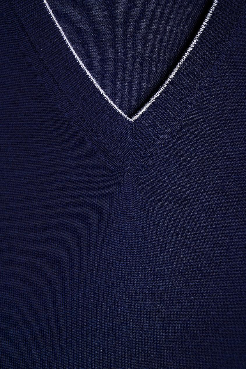 Eleventy Комбинированный пуловер