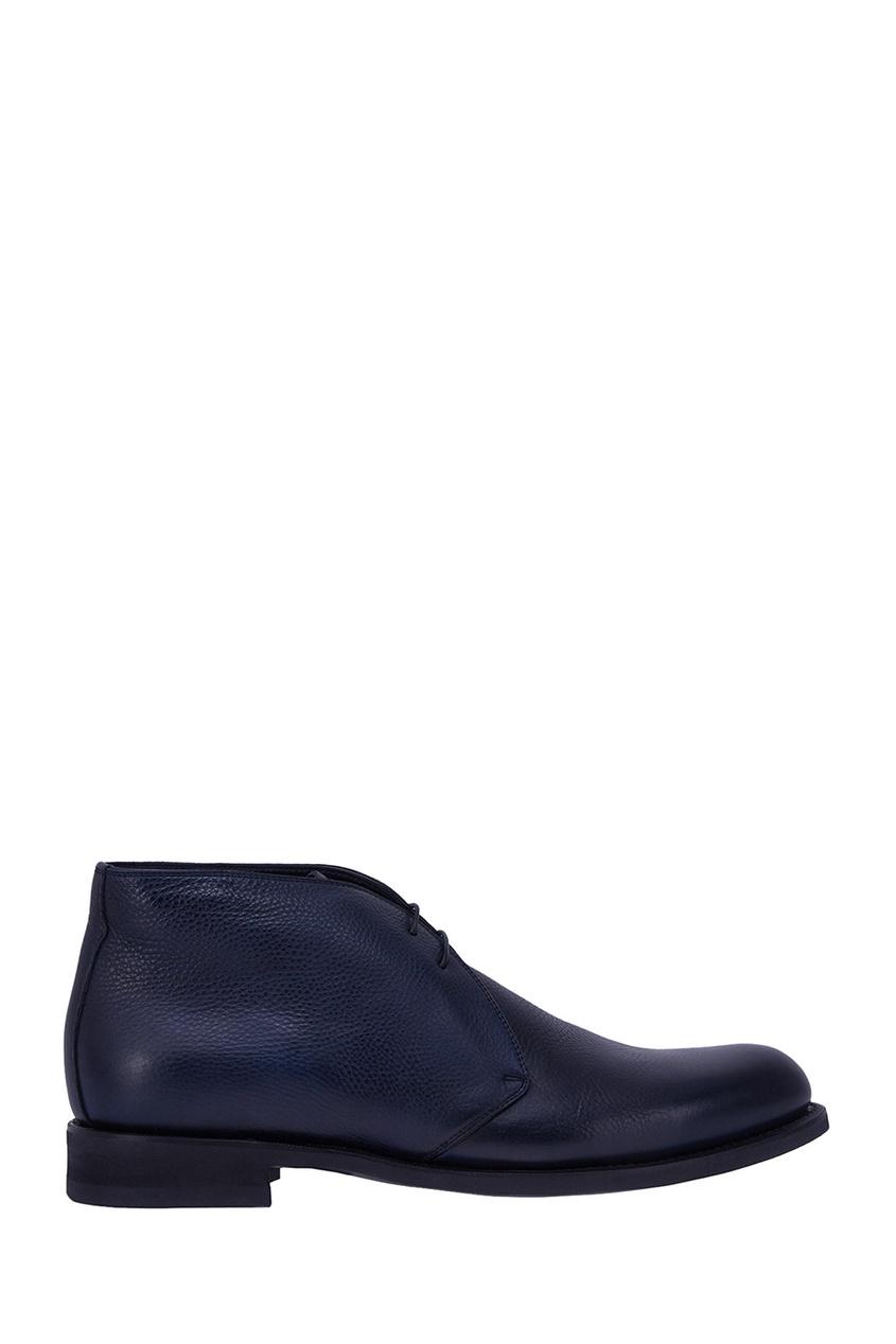 Barrett Синие кожаные туфли берцы garsing в витебске