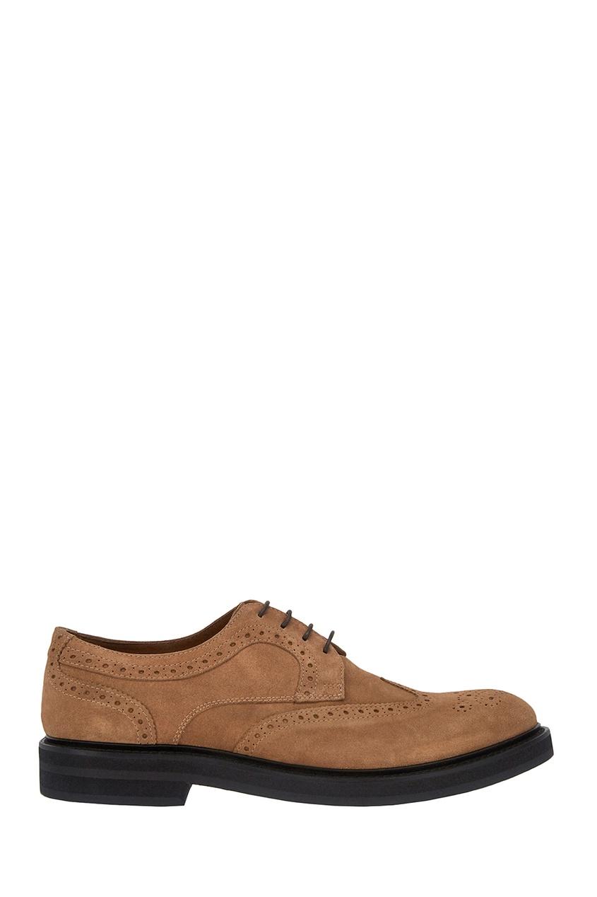 Eleventy Замшевые ботинки цены онлайн