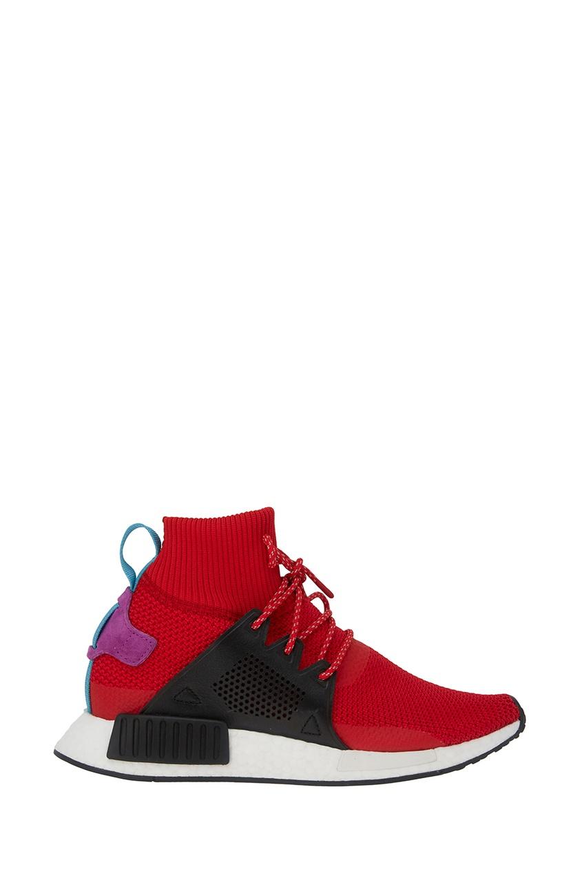 Adidas Текстильные кроссовки NMD XR1 Winter