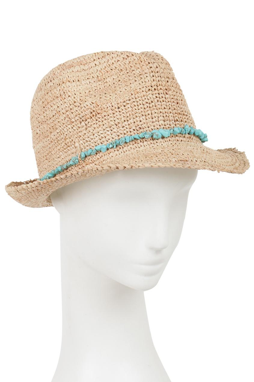 Шляпа из пальмового волокна Emma Hat