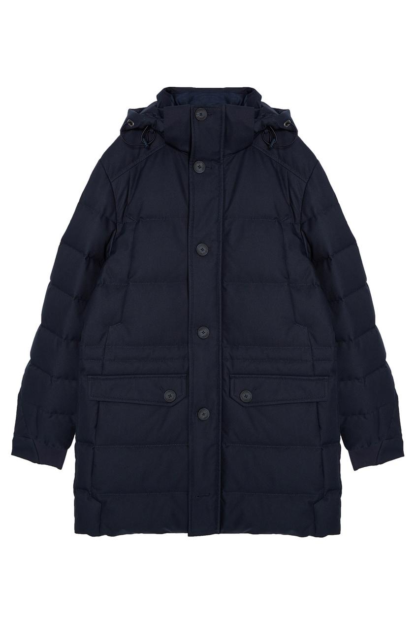 Стеганая зимняя куртка от Boss Green