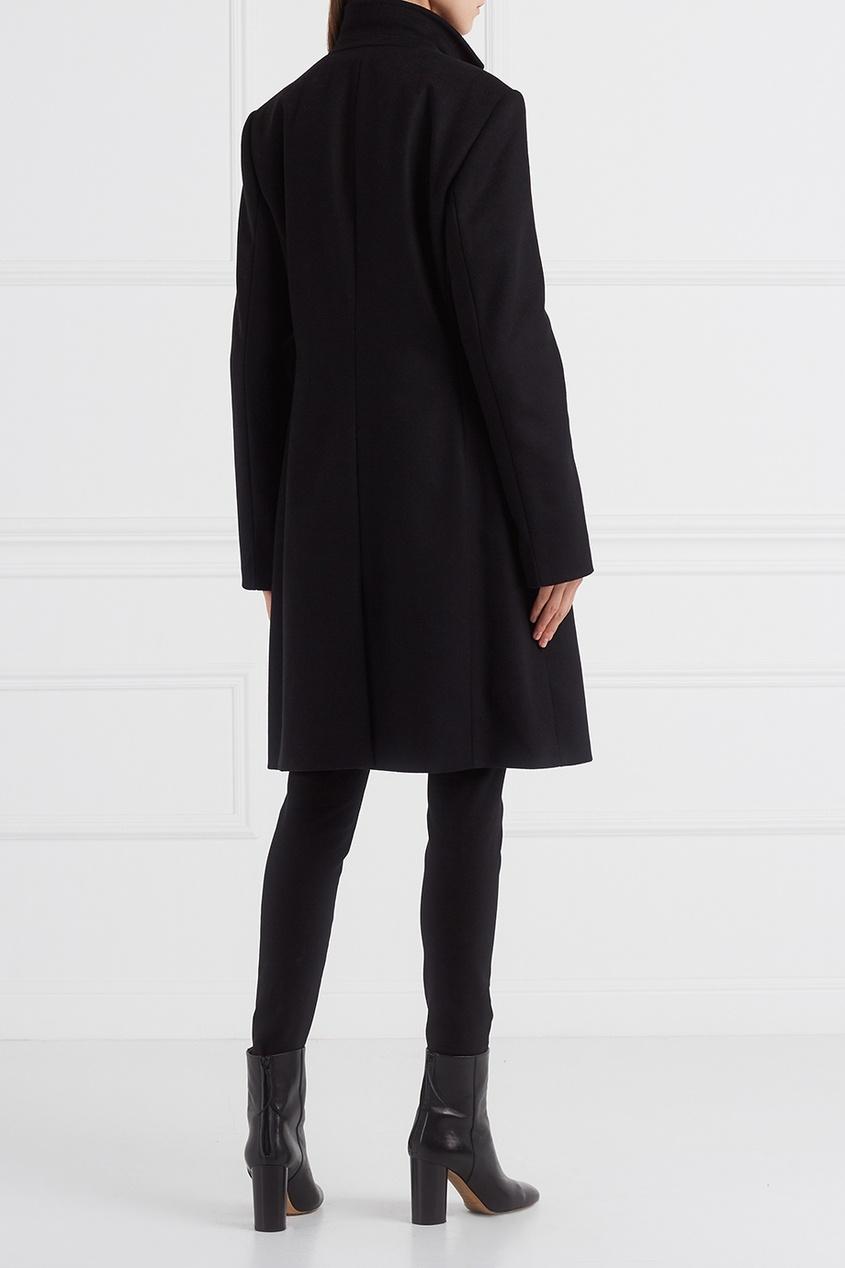 BOSS Пальто с лацканами boss black пальто