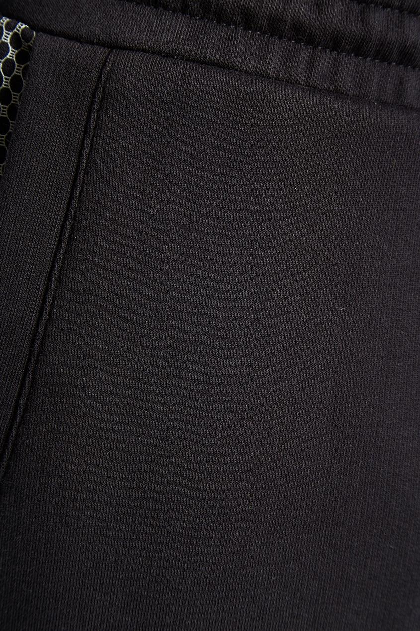 Спортивные брюки с отделкой