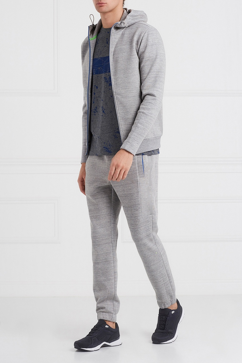 цены на Boss Green Фактурные спортивные брюки в интернет-магазинах