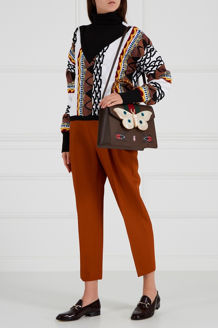 Gucci Сумка с перламутровым декором