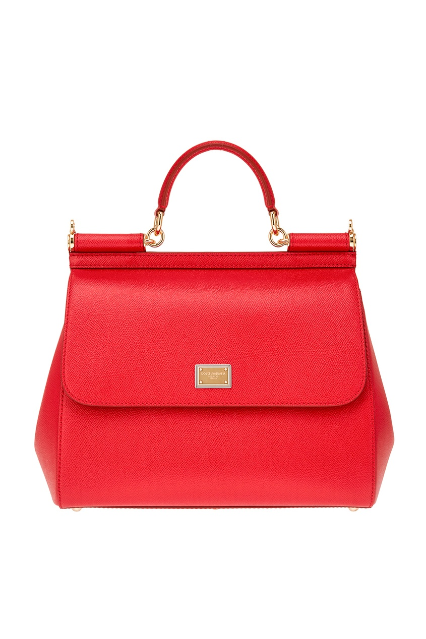 Dolce&Gabbana Кожаная сумка