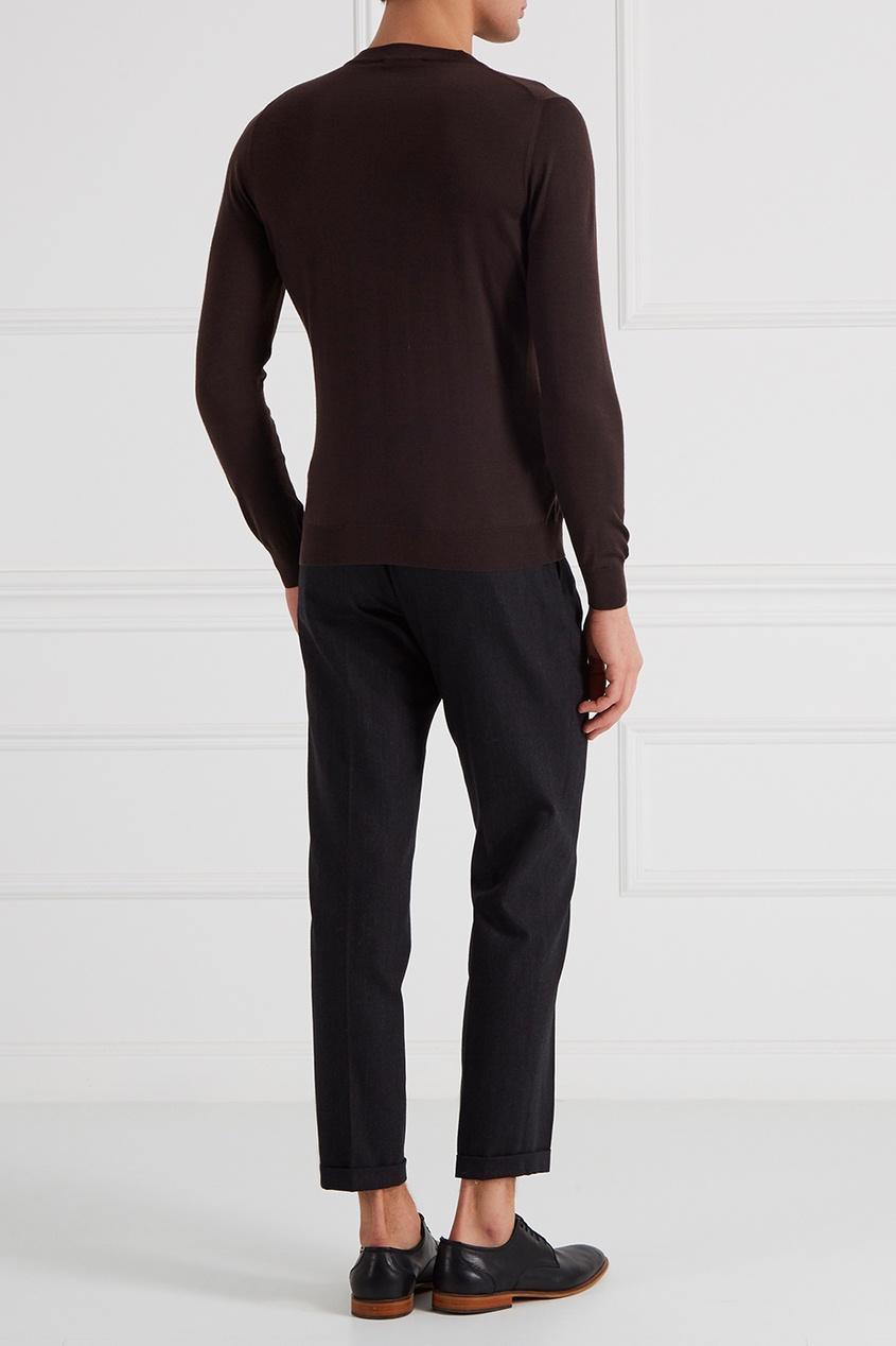 цена SVEVO Пуловер из кашемира и шерсти онлайн в 2017 году