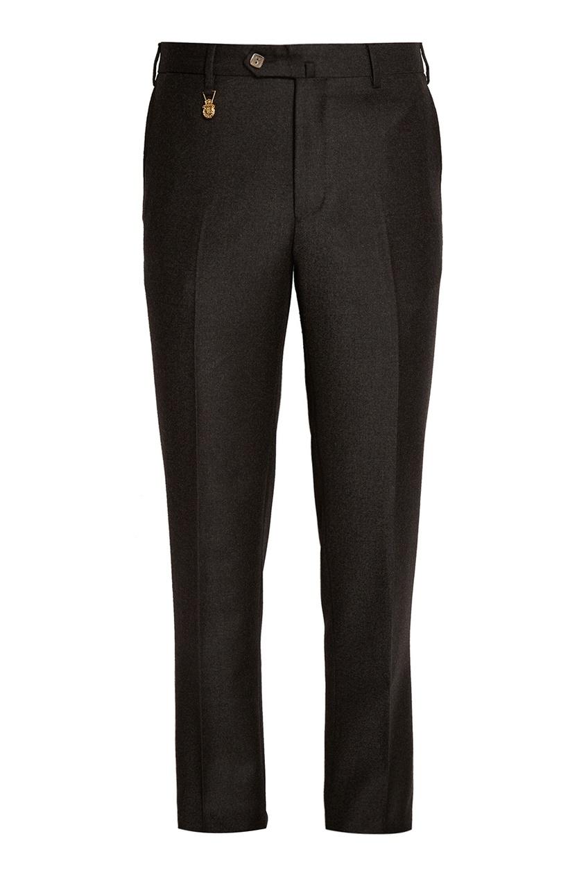 billionaire g15092935661 Billionaire Коричневые шерстяные брюки