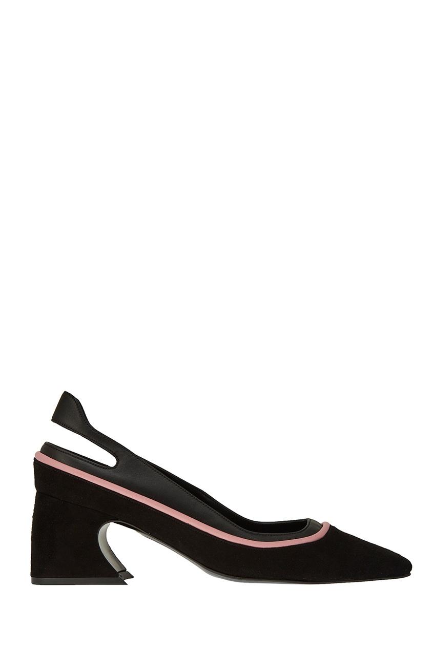 Купить Замшевые туфли Satelitte от Rosbalet цвет multicolor