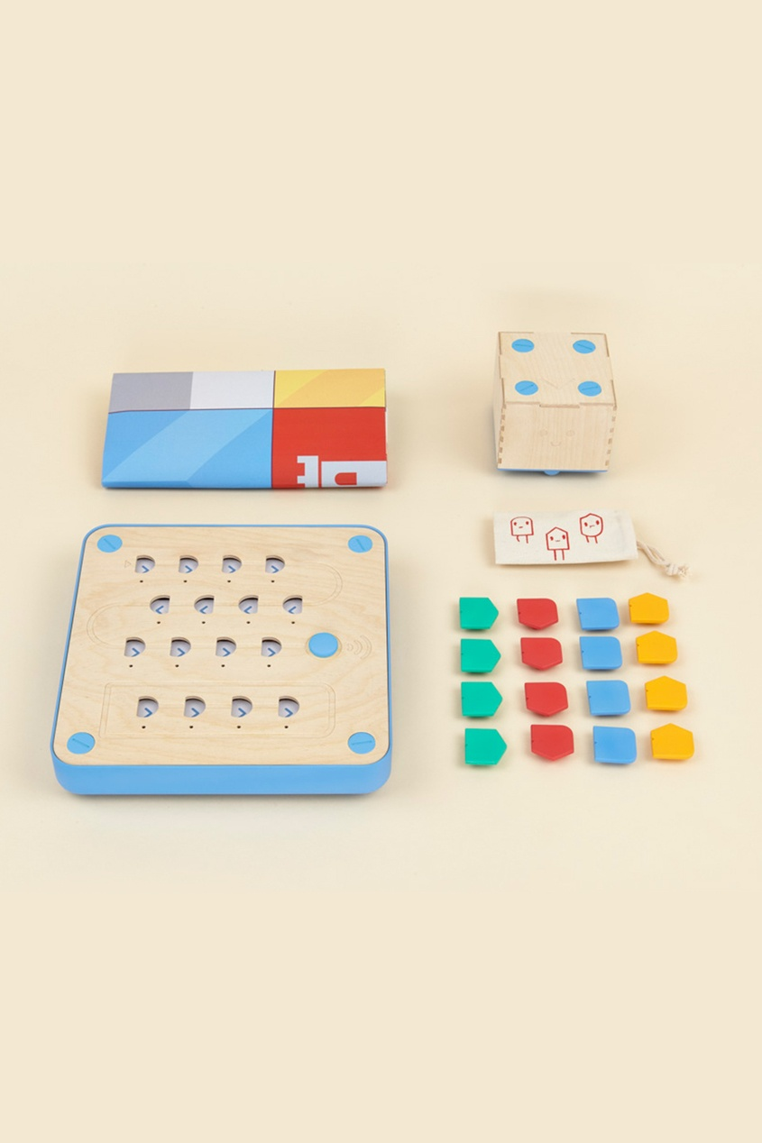 Primo Toys Игровой набор Cubetto игровой набор playmates toys патрульные багги леонардо и донателло