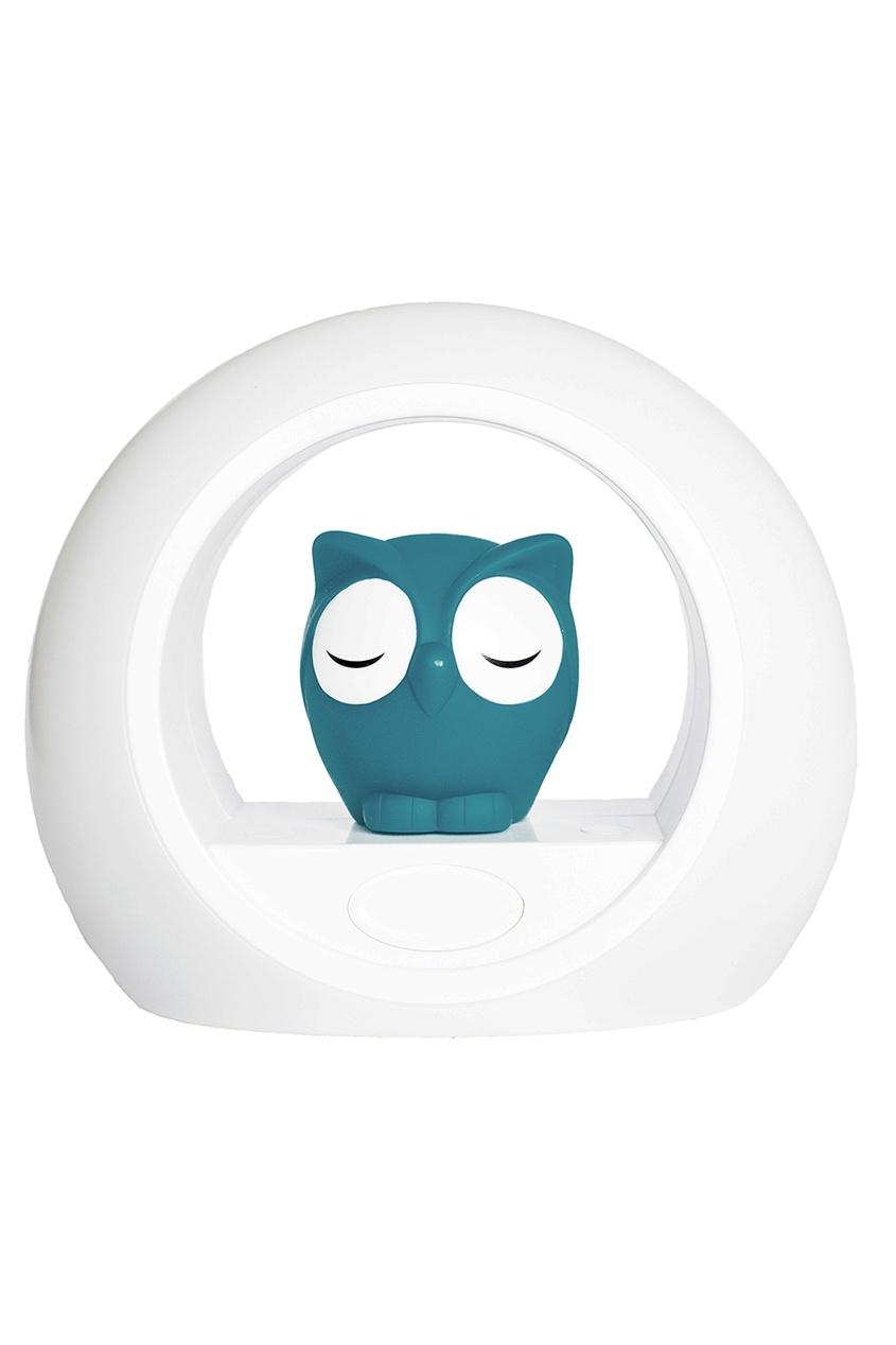 ZAZU Ночник «Сова Лу» голубой yeelight ночник светодиодный заряжаемый с датчиком движения