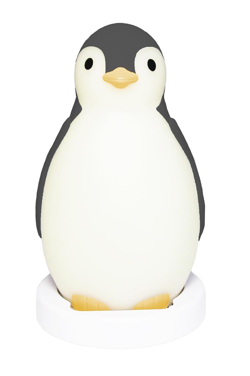 ZAZU Ночник «Пингвиненок Pam» серый zazu ночник пингвиненок pam серый