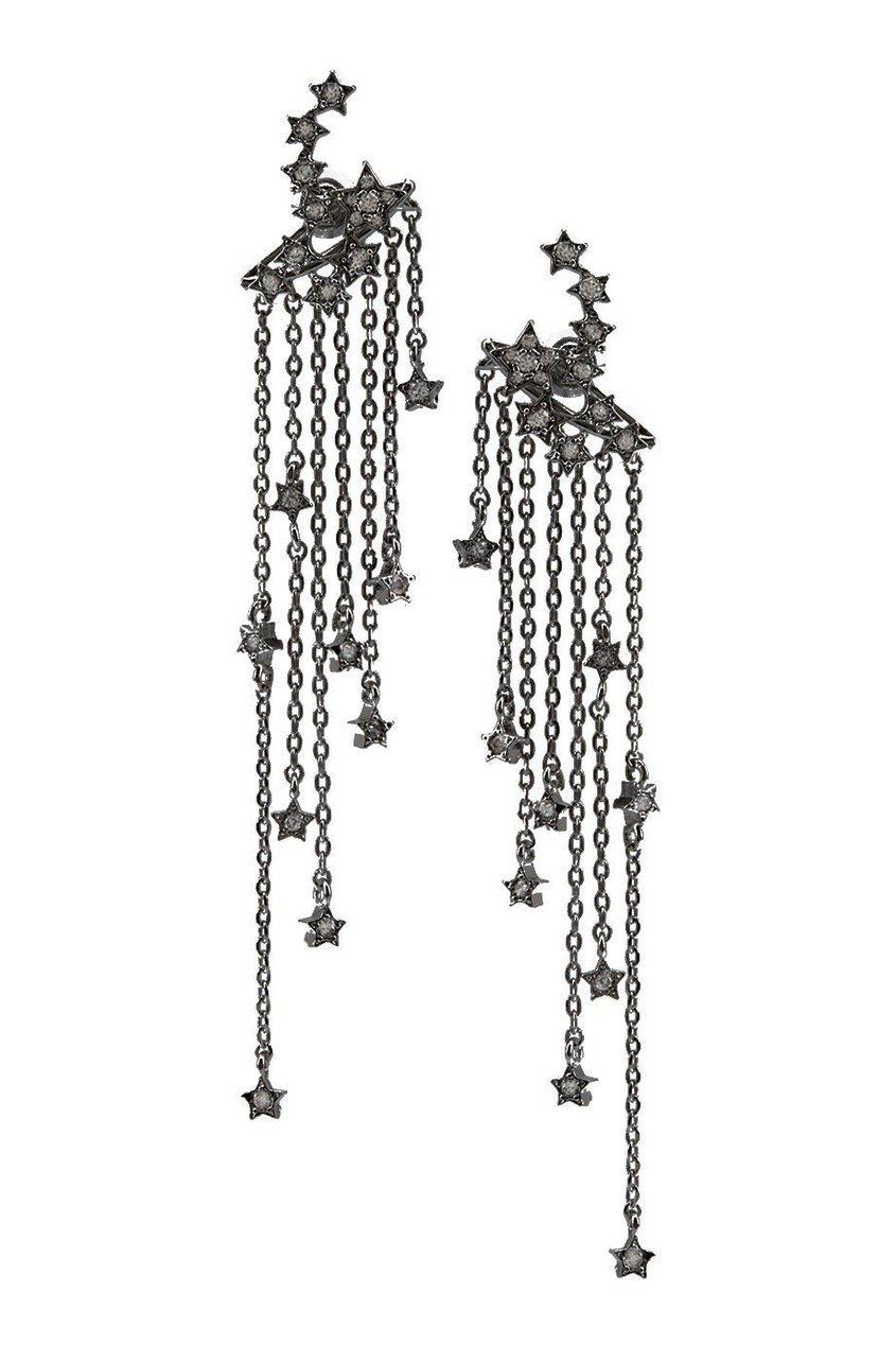 Herald Percy Серьги с кристаллами
