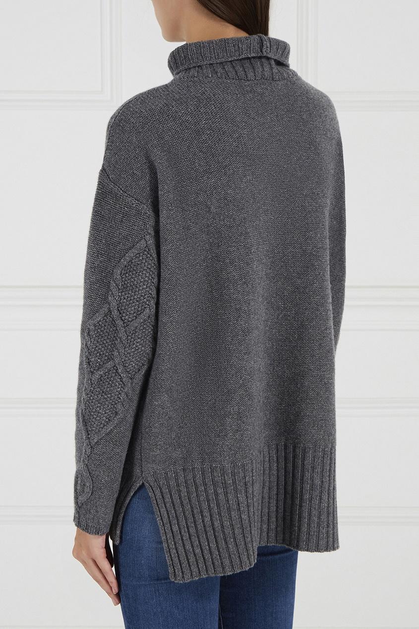Шерстяной свитер с узором Navata