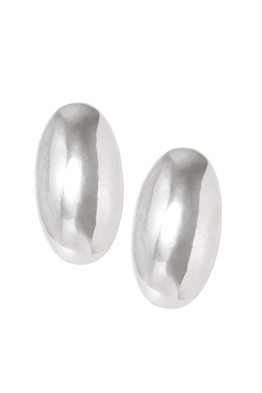 серьги из серебра 63456 Fjord Серьги-гвоздики из серебра