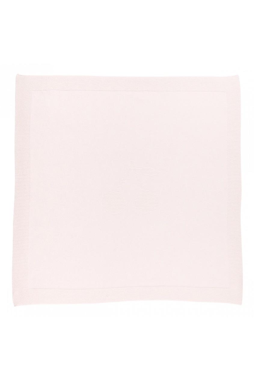 Bonpoint Розовое кашемировое одеяло
