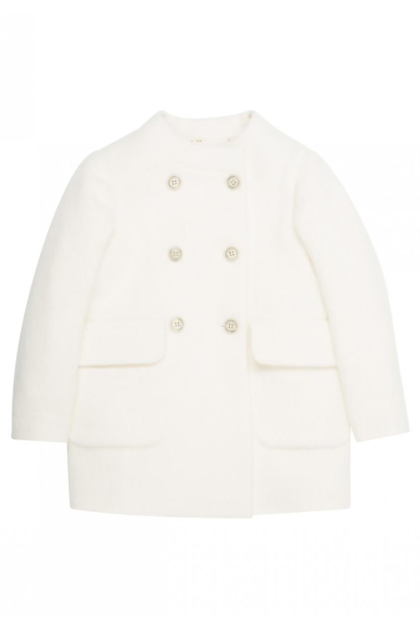Bonpoint Пальто из шерсти и альпаки сколько стоит пальто из шерсти альпаки