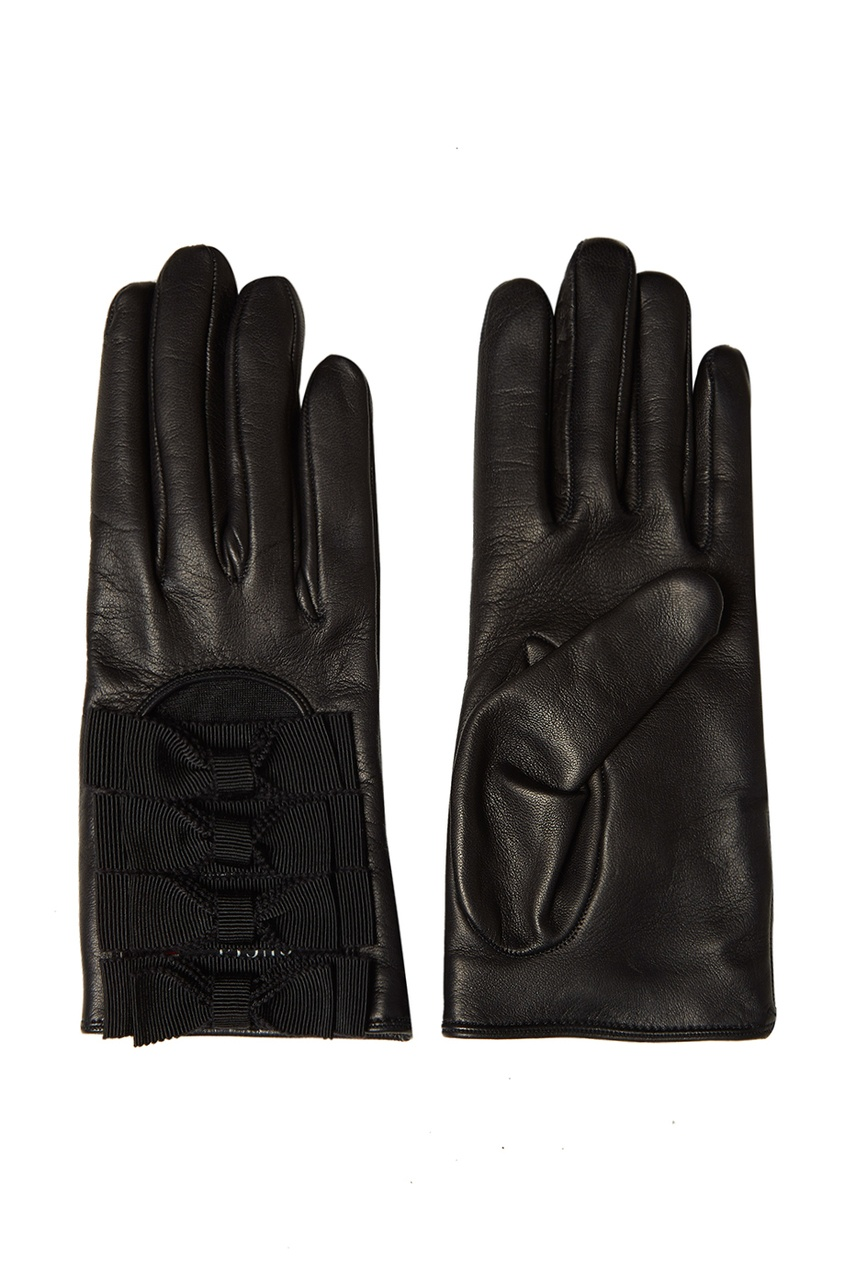 Перчатки с бантами